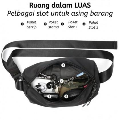 Werocker Super Light Sling Bag 248