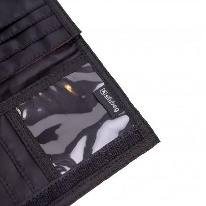 Sifubeg STL Long Wallet Camo Black