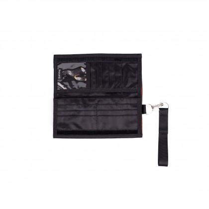 Sifubeg STL Long Wallet Black