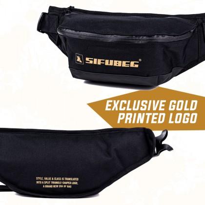 Sifubeg Gold Waist Bag