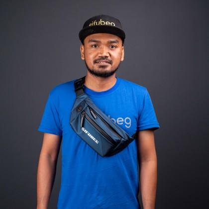Sifubeg Waist Bag Pahlawan