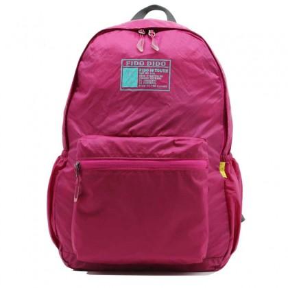 Fido Dido Travel Light A Backpack 130702